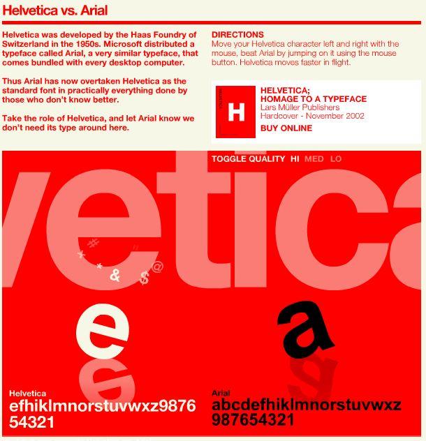 Fonts-HelveticasArial