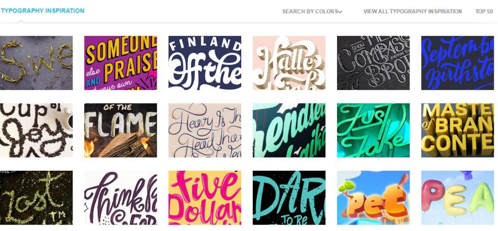 Fonts-TheDesignInspiration