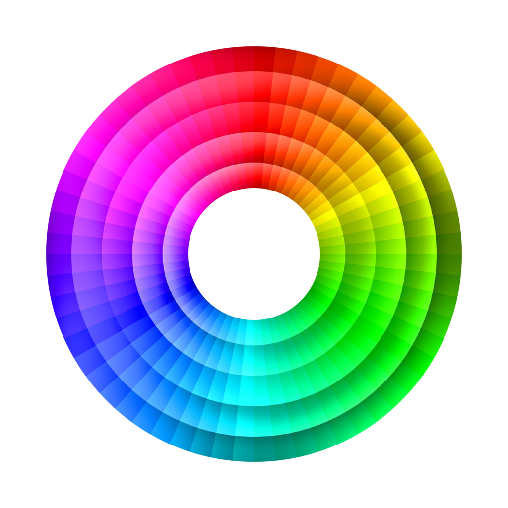 Color P1 - Color Wheel