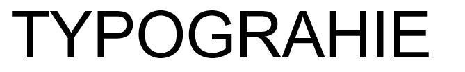 Terms - Sans Serif Arial
