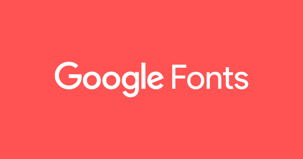10 Resources - Google Fonts 2